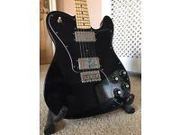 Fender 72 Deluxe Telecaster Guitar