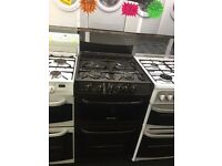 CANNON 55CM ALL GAS COOKER IN BROWN WITB LID
