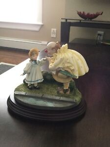 "Tricia Romance "" A Perfect Gentleman "" figurine"