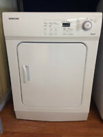 REDUCED: Stackable Samsung Dryer