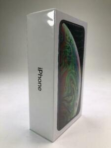 iPhone XS 64 GB Brand New & Sealed W/ 1 Year Apple warranty