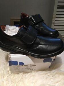 4.5 Black boy shoes