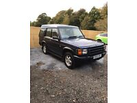 Land Rover Discovery Td5 ( 1998 )