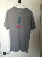 T-Shirt MOLSON EXPORT ALE Biere 100% Cotton BRAND NEW Large