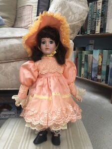 Beautiful Porcelain Dolls  Downtown-West End Greater Vancouver Area image 6