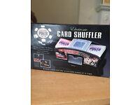 Game and Card Shuffler