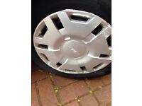 X3 Ford Fiesta Wheel Trims