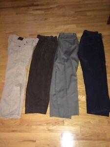 pantalons calvin klein, levis etc 30 x 34 West Island Greater Montréal image 2