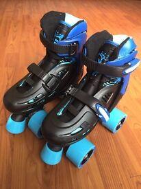 SFR Storm Child's Adjustable Quad Roller Skates
