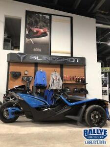 2018 Polaris Slingshot SLR Electric Blue