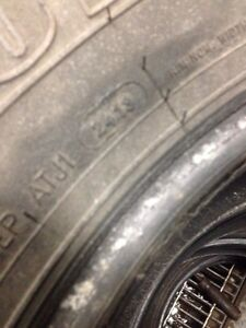 275/65r18 tired $180 obo Cambridge Kitchener Area image 5