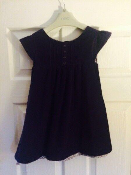 Jo Jo Maman Bebe dress size 4/5