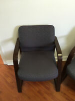 Office / waiting room chairs - $50 each