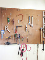 Clearing out workshop sale - hand and power tools too