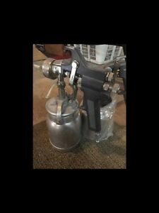 Stainless steel spray cans