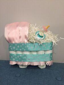 Custom Diaper Cakes! Kitchener / Waterloo Kitchener Area image 1
