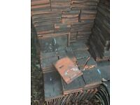 Clay roof tiles - best offer