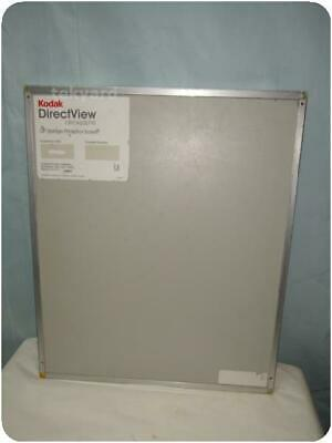 Kodak Directview Cr Cassette Gp Storage Phosphor Screen 207369