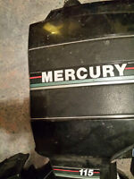 CAP COVER MERCURY HORS BORDS 115HP
