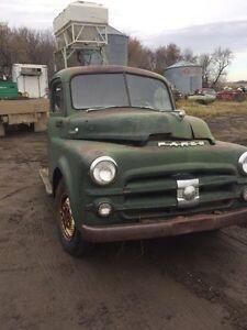 1950s Fargo truck