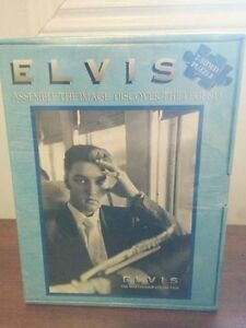 Elvis Items - Puzzles, Games, Cards, Wall Hanging
