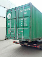 Storage Shipping Containers (Sea Cans) For Sale