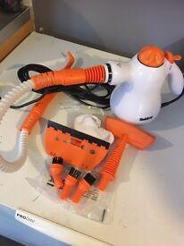 Beldray steam cleaner
