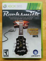 Rocksmith and CABLE (Xbox 360)