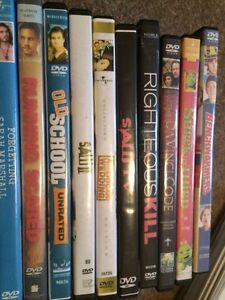 80 DVDs for sale London Ontario image 4