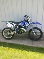 2001 Yamaha YZ125 for Race Quad