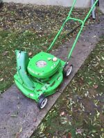 Free lawn boy for parts or fix