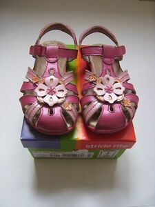 Stride Ride leather sandals- size 9.5