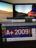 Complete Book set for I.T. Year 1 at NSCC MARCONI  $600 OBO