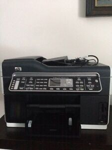 HP Officejet-       Scan, Fax, Printer