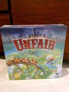 UNFAIR BoardGame KICKSTARTER version CMON Rostrevor Campbelltown Area Preview