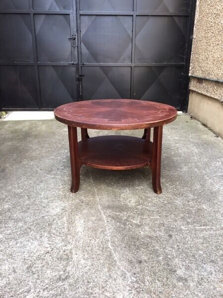 Solid wood coffee table £30