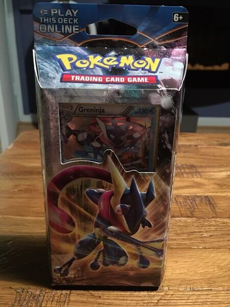 Pokemon trading card pack