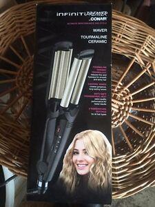 Conair hair waver