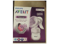 Brand new Philips Avent breast pump
