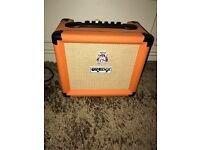 ORANGE CRUSH 12 WATT GUITAR COMBO AMPLIFIER