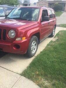 2008 Jeep Patriot Sport SAFTIED & E-TESTED