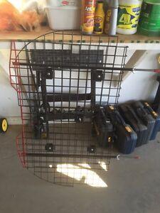 Dog Vehicle Barrier