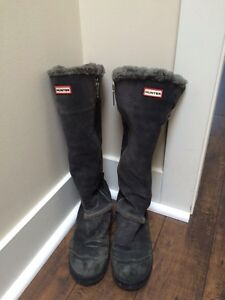 Authentic fall/winter Hunter boots