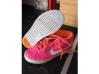 Girls Nike trainer
