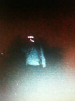 A REAL GHOST.... YES I TOOK THE PIC