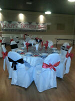 chair covers table linen cheap low cost rentals