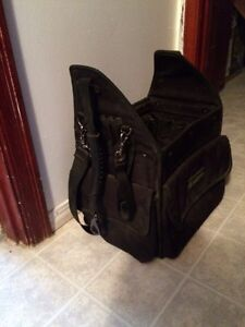 Large tool pouch