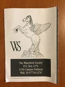 Waterford Crystal Pegasus & Stand Price negotiable West Island Greater Montréal image 3