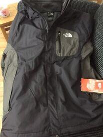 North Face Atlas Tri coat