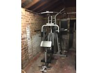 Maximuscle multigym with pull up and dip station